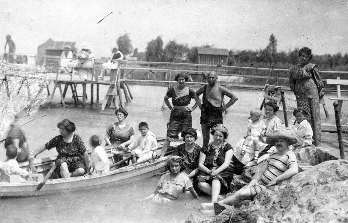 A Balaton és a zsidók