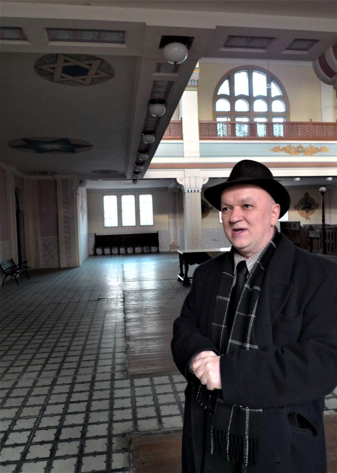 A vidéki orthodoxokról  – Beszélgetés Meiszinger Istvánnal