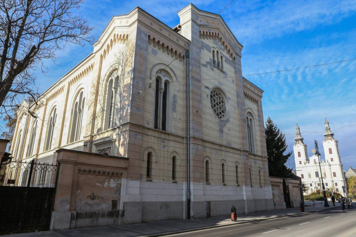 Kóser zarándokközpont nyílt Miskolcon
