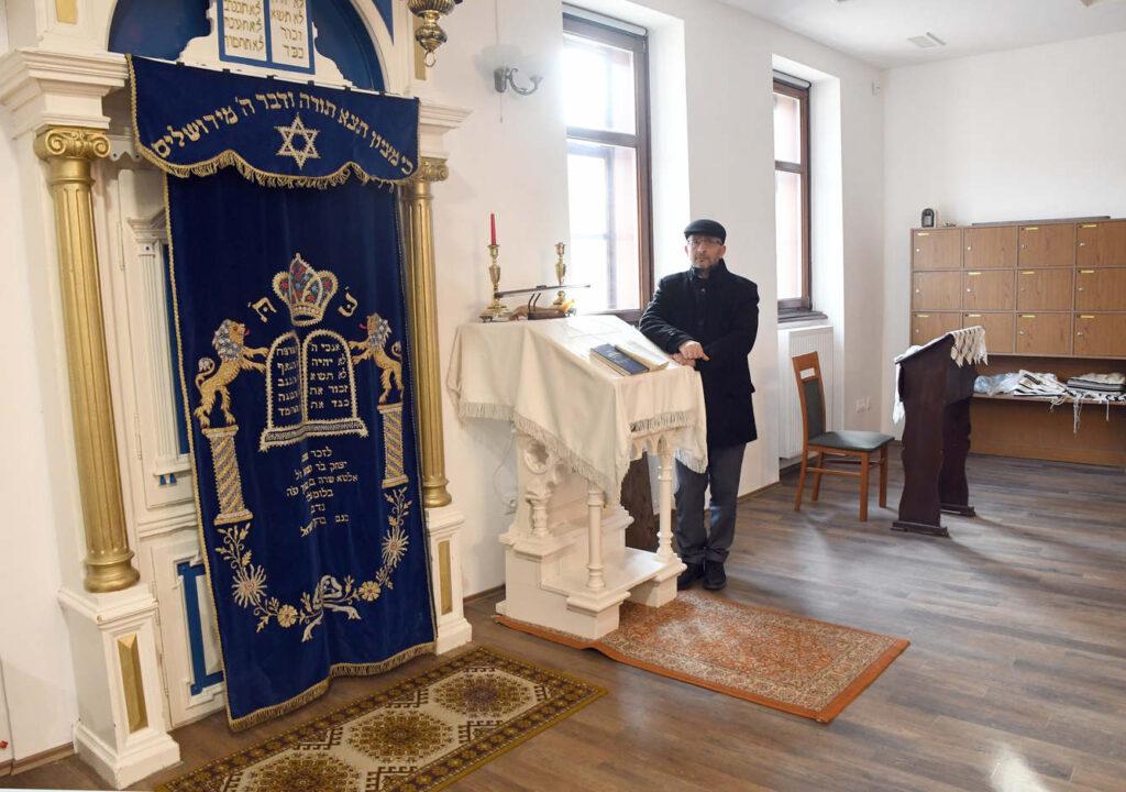 Kosher pilgrimage center opened in Miskolc