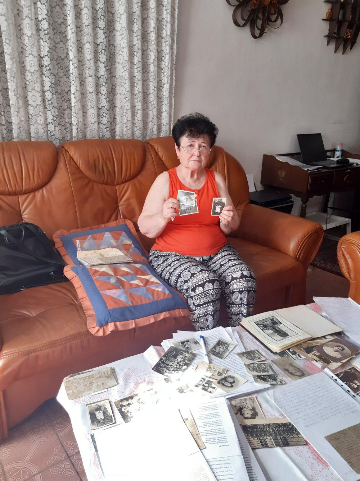 Kővágóörstől Rogán Antalig — Julika nem hallgat, de mesél
