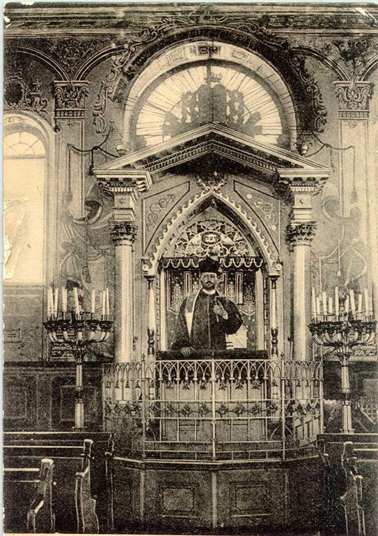 A zsidó hit balatoni őrei