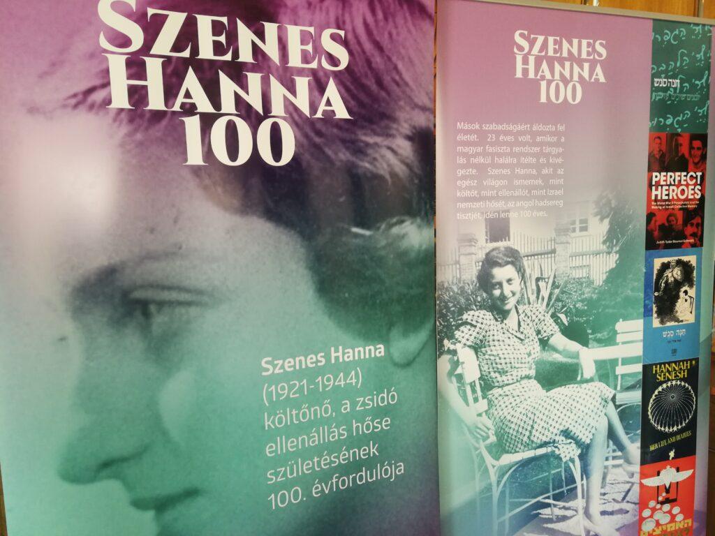 Folytatódik A Szenes Hanna-Emlékév Vidéki Programsorozata